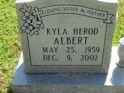 Kyla <i>Herod</i> Albert