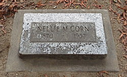 Nellie M. <i>Nelson</i> Corn