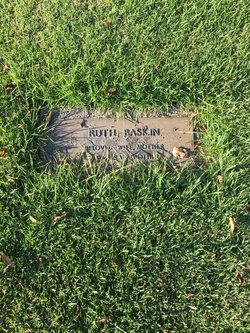 Ruth <i>Bergson</i> Baskin