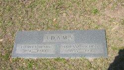 Hadessa <i>Atchison</i> Adams
