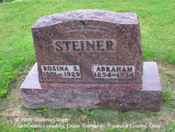 Abraham Steiner