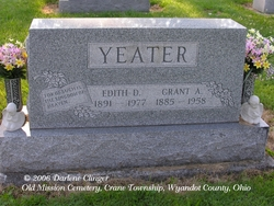Grant Adolph Yeater