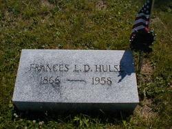 Frances Lilly <i>Durflinger</i> Hulse