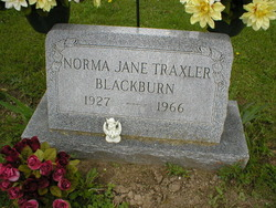 Norma Jane <i>Traxler</i> Blackburn