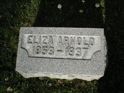 Eliza A. <i>Barrick</i> Arnold