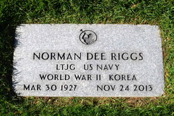 Norman Dee Riggs