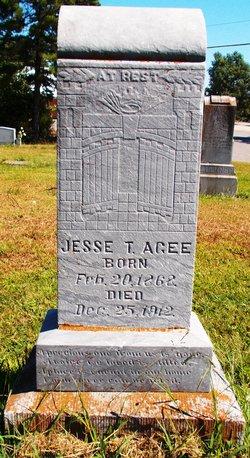 Jesse T. Agee