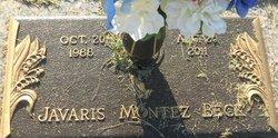 Javaris Montez Beck