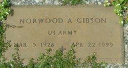 Rev Norwood A. Gibson, Sr