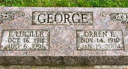 E. Lucille <i>Armitage</i> George