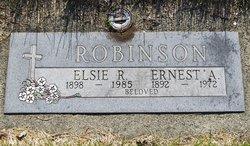 Elsie Ruth <i>Timm</i> Robinson