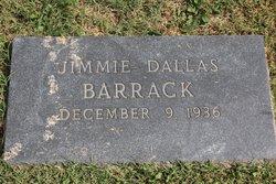 Jimmie Dallas Barrack