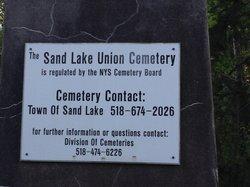 Sand Lake Union Cemetery