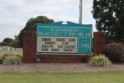 Canton Baptist Church Cemetery
