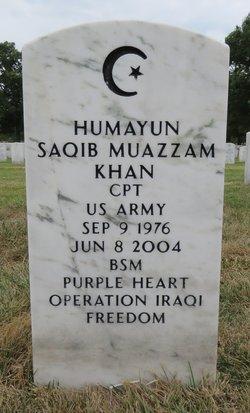 Humayun S. M. Khan