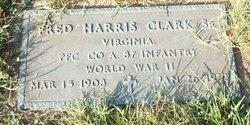 Fred Harris Clark, Sr