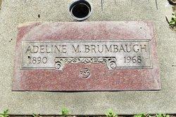 Adeline Mae <i>Wright</i> Brumbaugh