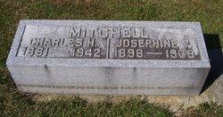 Frances Josephine <i>Vorhees</i> Mitchell