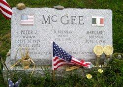Margaret M. <i>Brennan</i> Mc Gee