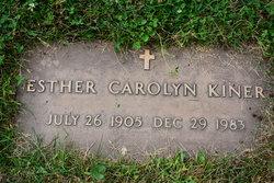 Esther Carolyn Kiner