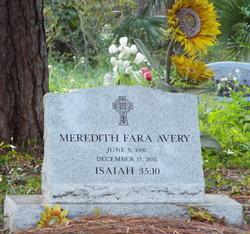Meredith Fara Avery