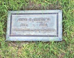 Alba Eleanor Gleason