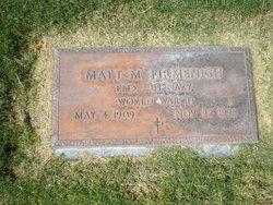 Matt M Firmenich