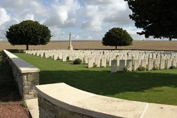 Prospect Hill Cemetery, Gouy