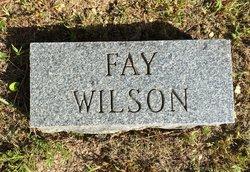 Fay Wilson