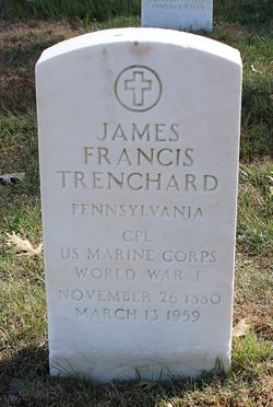 James Francis Trenchard