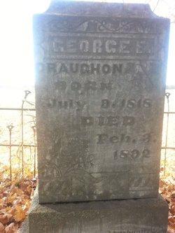 George E Draughon