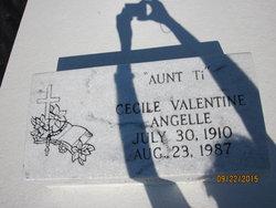Cecile Valentine Aunt Ti Angelle