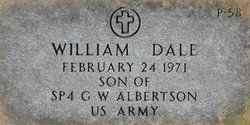 William Dale Albertson