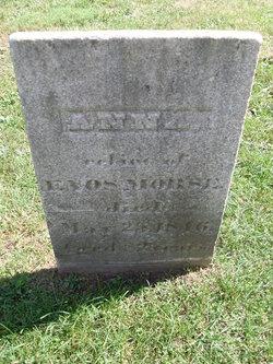 Anna <i>Baldwin</i> Morse