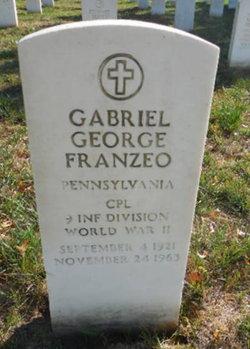 Gabriel George Franzeo