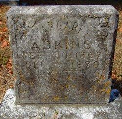 Margaret Adelia Adkins