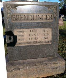 Edna <i>Beecher</i> Brendlinger