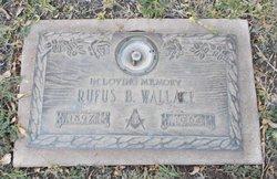 Rufus Benjamin Wallace