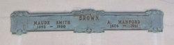 A Manford Brown