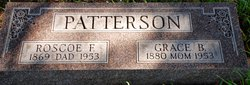Roscoe Francis Patterson