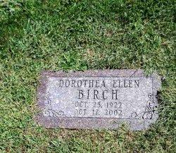 Dorothea E. <i>Birch</i> Mellan
