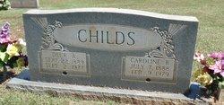 D. A. Deck Childs, Sr