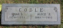 Alice Elmire <i>Harris</i> Coble