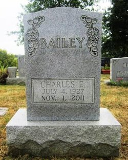 Charles E Bailey
