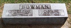 Caroline <i>Walborn</i> Bowman