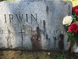 Thelma <i>LaGoy</i> Irwin