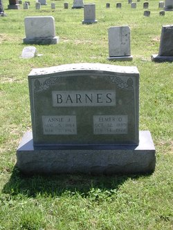 Annie Julia Barnes