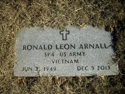 Ronald Leon RL Arnall