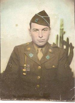 Sgt Howard Hugh Ashworth