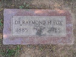 Dr Raymond Fox
